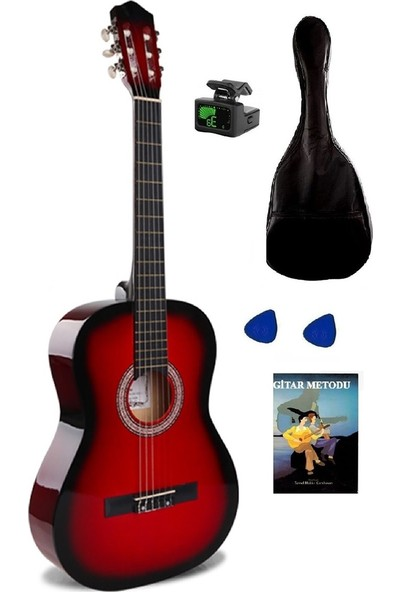 Arriva Tam Boy 4/4 Klasik Gitar Seti 39''