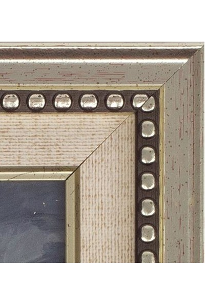 Panoramik Istanbul Temalı 27 x 17 cm Yağlı Boya Tablo
