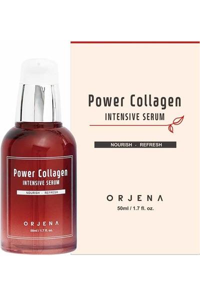 Orjena Power Collagen Intensive Serum - Kolajen Özlü Serum