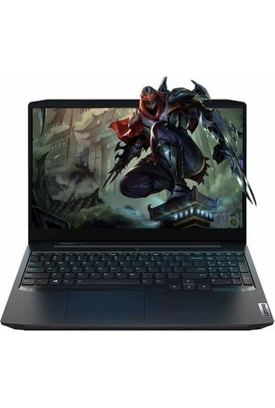 Lenovo IdeaPad Gaming 3 15IMH05 Intel Core i7 10750H 32GB 2TB SSD GTX 1650Ti Windows 10 Pro 15.6'' FHD Taşınabilir Bilgisayar 81Y400D3TX29