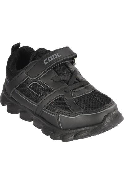 Cool 20 - S03 Siyah Çocuk Spor Ayakkabı