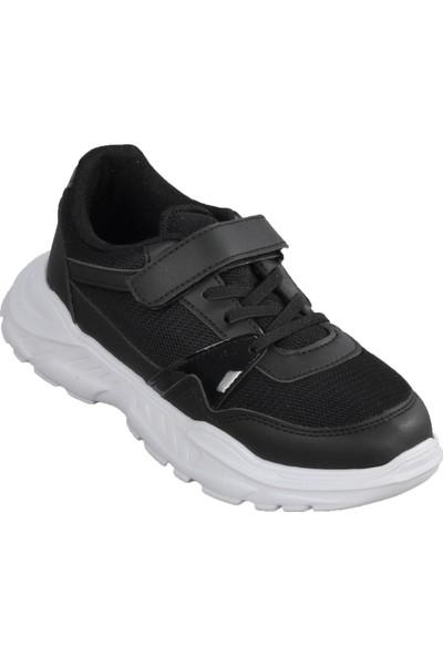 Cool 20 - S11 Siyah Çocuk Spor Ayakkabı