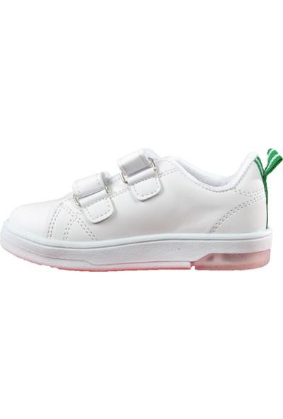 Cool 20 - S30 Beyaz Bebek Spor Ayakkabısı