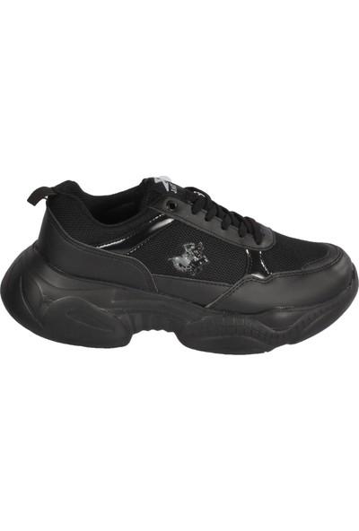 Jagulep Elena Siyah - Siyah Unisex Spor Ayakkabı