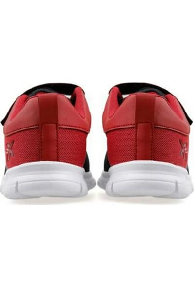 Kinetix Anka Lacivert - Kırmızı Çocuk Spor Ayakkabı