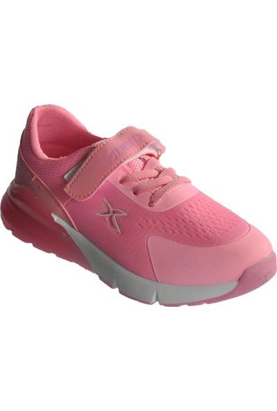 Kinetix Fuzzy Pembe Çocuk Spor Ayakkabı