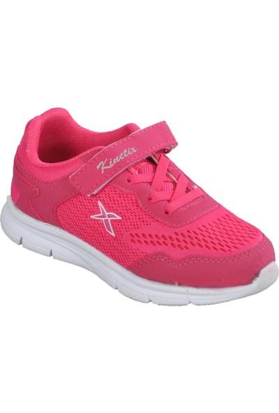 Kinetix Zuzen Fuşya Çocuk Spor Ayakkabı