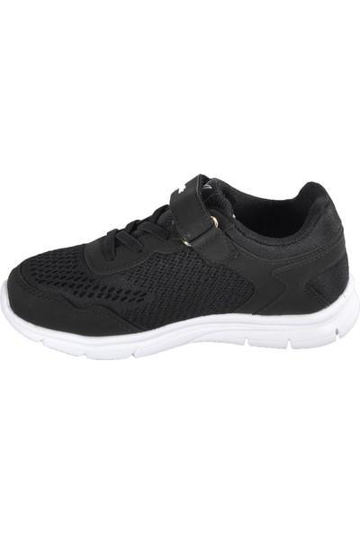 Kinetix Zuzen Siyah Çocuk Spor Ayakkabı