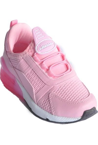 Lafonten 651 Pembe Çocuk Spor Ayakkabı