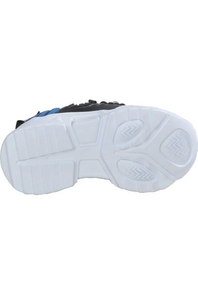 Lafonten 670 Siyah - Saks Çocuk Spor Ayakkabı