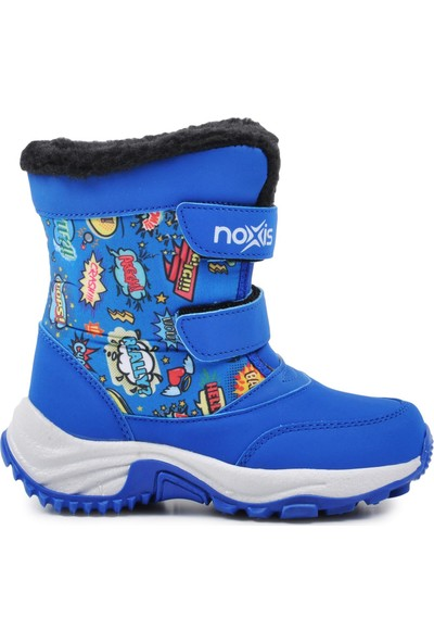 Noxis Pop - Art Çocuk Bot Mavi