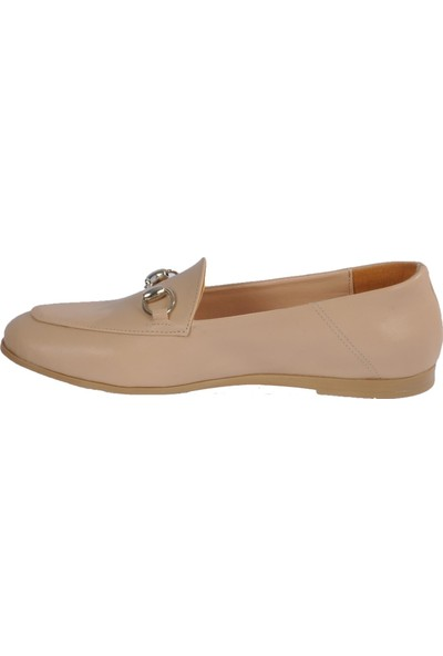 Park Fancy 155536 Bej Kadın Günlük Ayakkabı