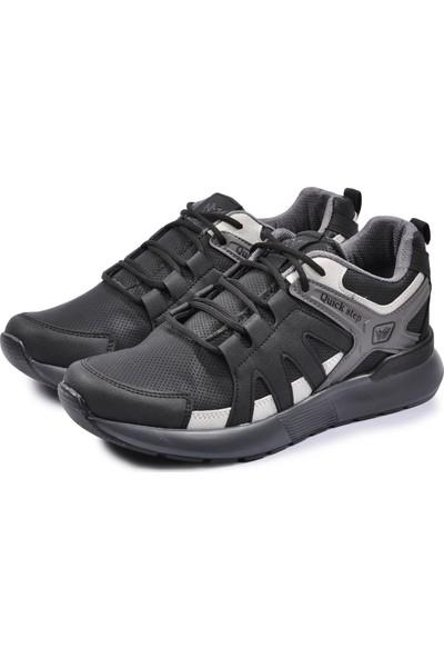 Wanderfull 4022 Siyah - Buz - Füme Spor Ayakkabı
