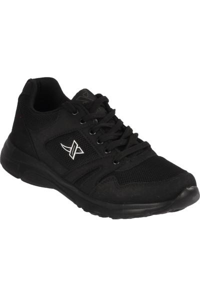Xstep 020 Siyah - Siyah Erkek Spor Ayakkabı