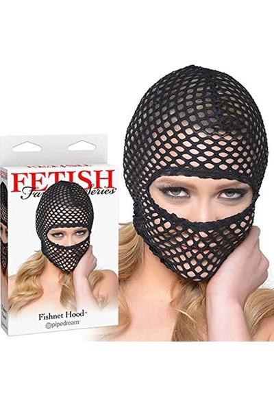 Pipedream Fishnet Hood Maske ve Playboy Masaj Yağı