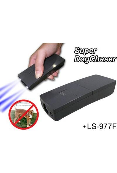 Leaven Köpek Kovucu Eğitici Uyarıcı Ultrasonik Cihaz El Tipi
