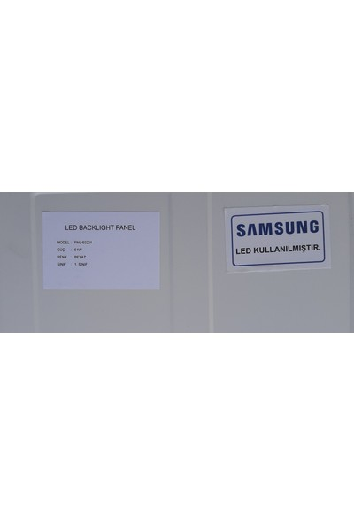 Samsung LED 60 x 60 LED Panel 54 W 60 x 60 Panel LED Spot