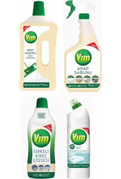 Vim Hijyen Paketi Temizlik Seti - 2