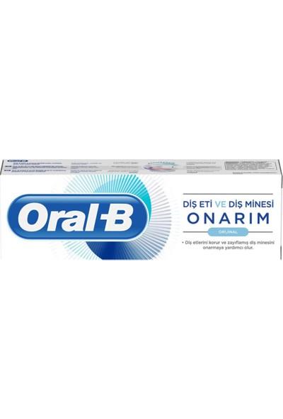 Oral-B Diş Eti ve Diş Minesi Onarım 75 ml x 2