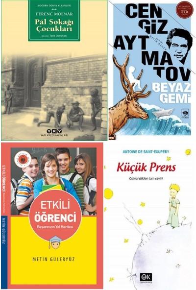 Pal Sokağı Çocukları, Beyaz Gemi, Etkili Öğrenci ve Küçük Prens Kitap Seti