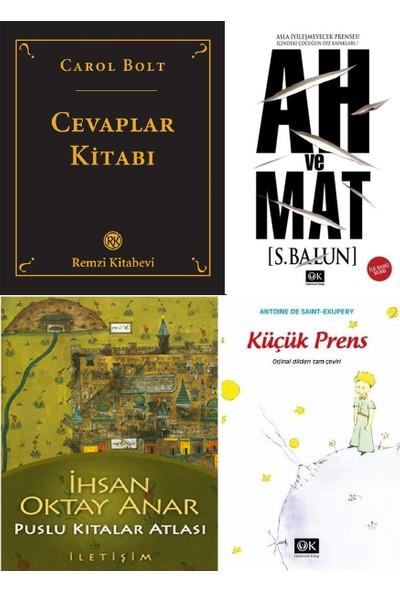 Cevaplar Kitabı, Puslu Kıtalar Atlası, Küçük Prens, Ah ve Mat