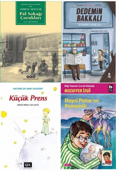 Pal Sokağı Çocukları, Dedemin Bakkalı, Hayri Potur ve Pempirik ile Küçük Prens Kitap Seti
