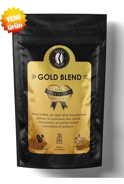 Resso Coffee Gold Blend Çekirdek (Öğütülmemiş) 2 x 250 gr