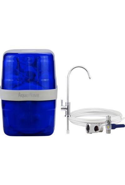 Aquamas Aquawave Premium 75 Gpd Su Arıtma Cihazı - Kapalı Kasa