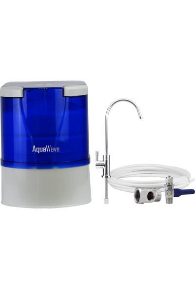 Aquamas Aquawave Deluxe 75 Gpd Su Arıtma Cihazı - Kapalı Kasa 3.2 Galon