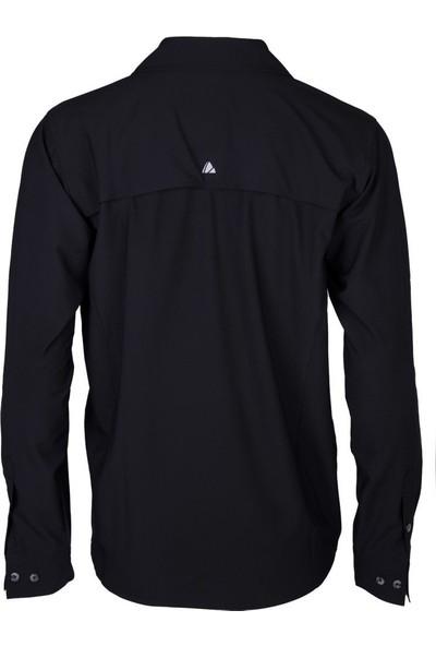 Alpinist Nuna-Tech Echo Tactical Erkek Gömlek Siyah