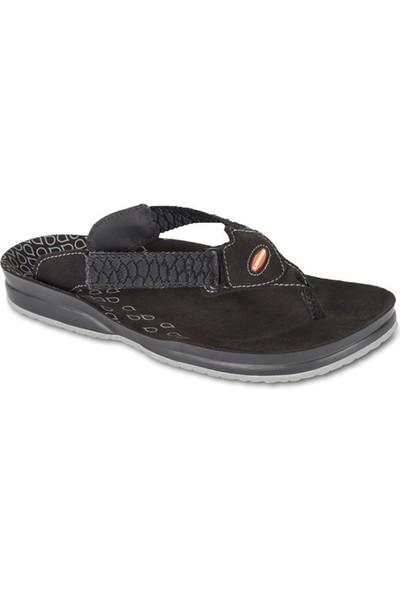 Chiruca Lızard Flıng Skın Dark Grey Sandalet
