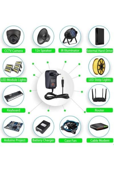 S-Link 3V 4.5V 5V 6V 7.5V 9V 12V 1A 12W Ac / Dc Universal Adaptor SL-128C