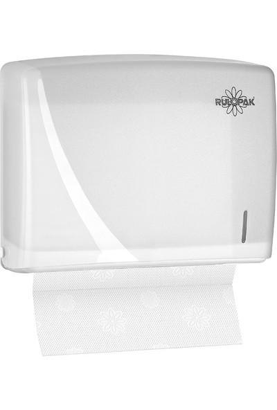 Rulopak Modern Z Katlı Havlu Dispenseri