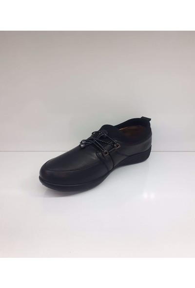 Forex 01001 Bayan Deri Günlük Comfort Ayakkabı