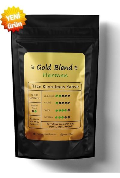 Resso Coffee Gold Blend 250 gr