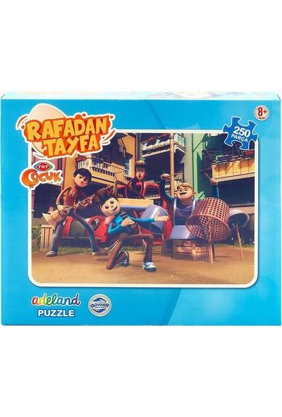 Adeland Trt Çocuk Rafadan Tayfa Kutulu Puzzle - Yapboz 250 Parça