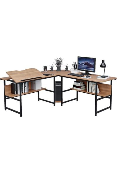 Yasmak Ebru L Bilgisayar ve Çizim Masası