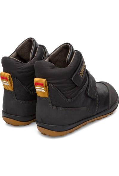 Camper Çocuk Günlük Ayakkabı Siyah Peu Pista Kids K900250 001