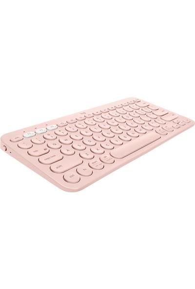 Logitech K380 Multi-Device Bluetooth(R) Klavye-Gül 920-010067