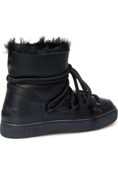 Cool Moon Kürklü Kadın Sneaker 355060