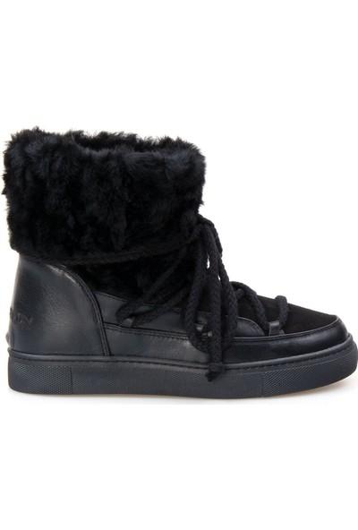 Cool Moon Kürklü Kadın Sneakers 355059