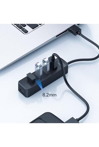 Orıco 4 Port USB 3.0 Hub Yüksek Hızlı Splitter