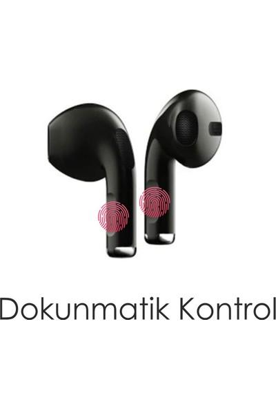 Glr Tech 2020 Pro 5 Kablosuz Bluetooth Kulaklık Dokunmatik Kutulu