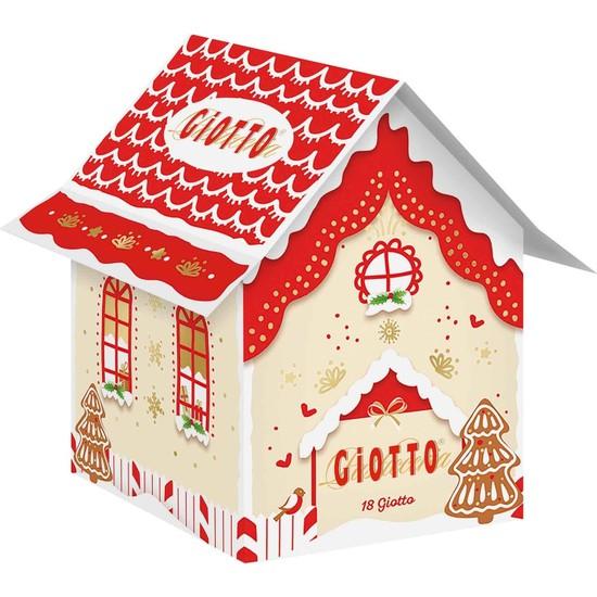 Ferrero Christmas Giotto Lebkuchenhauschen 77 gr