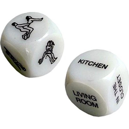 Gift Box Kamasutra Zar Oyunu