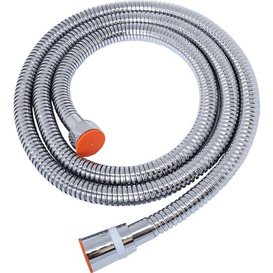 Aqua Bagno Smart Duş Hortumu - Spirali- Zinciri 150 Cm.