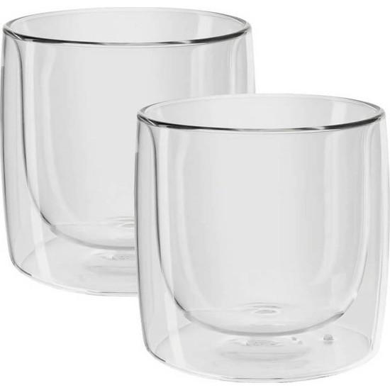 Zwilling Çift Camlı Viski Bardağı 2'li