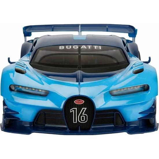Kidztech 1:12 Bugatti Vision Gt Uzaktan Kumandalı Araba