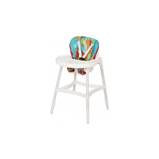 Tripper Mama Sandalyesi Kılıfı Hayvanlar Alemi/ Yeşil