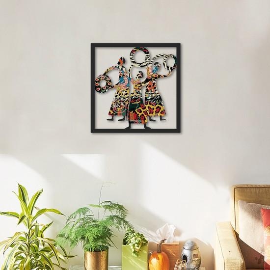 Artepera Triple Goddess Metal Tablo - APT112 - Colorart